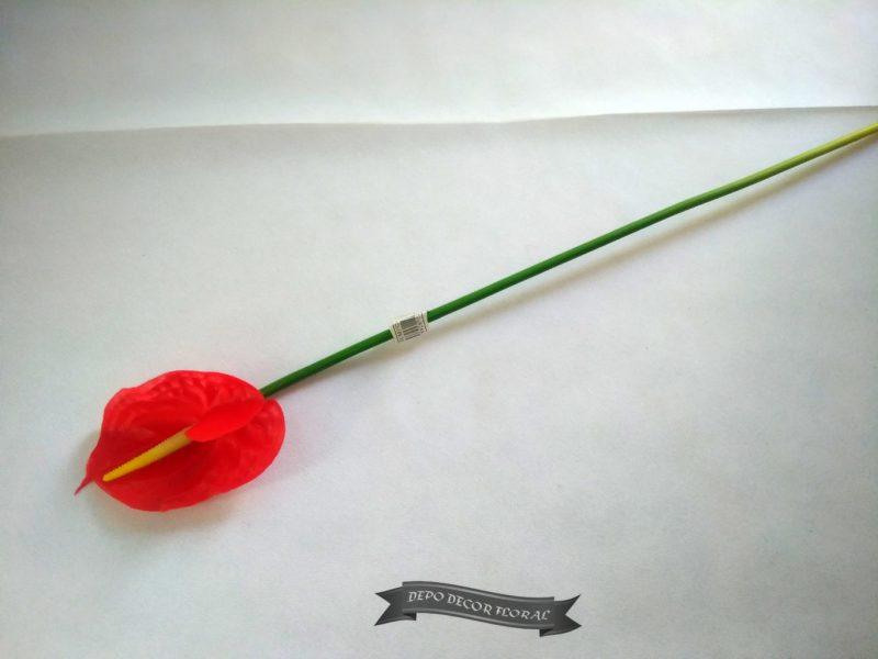 Floarea artificială flamingo 66cm -