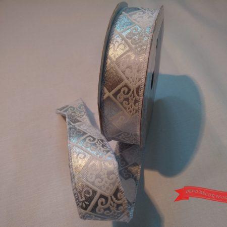 Panglică decorativă 2,5cm x 7y