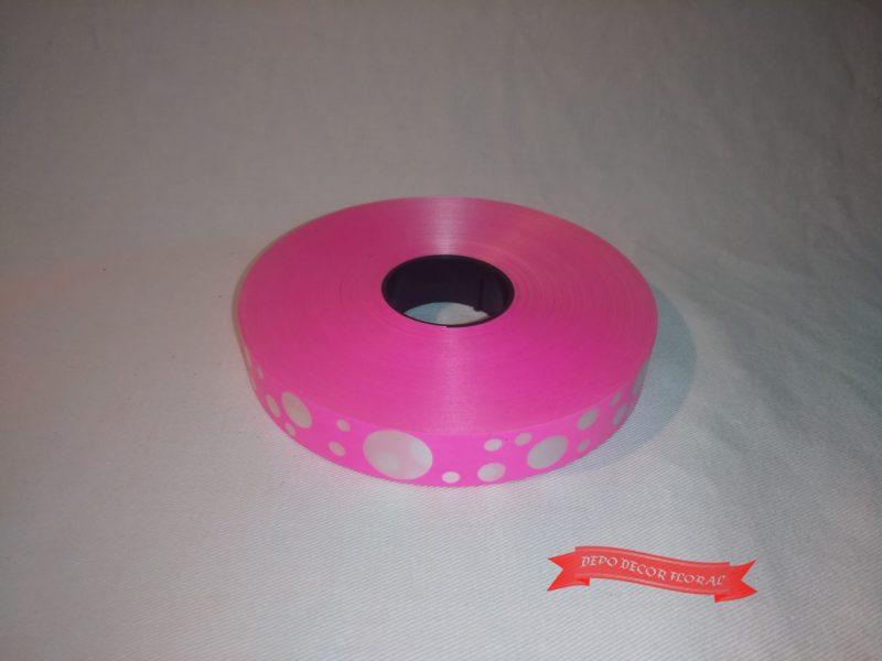 Panglică decorativă PP 2cm x100 -