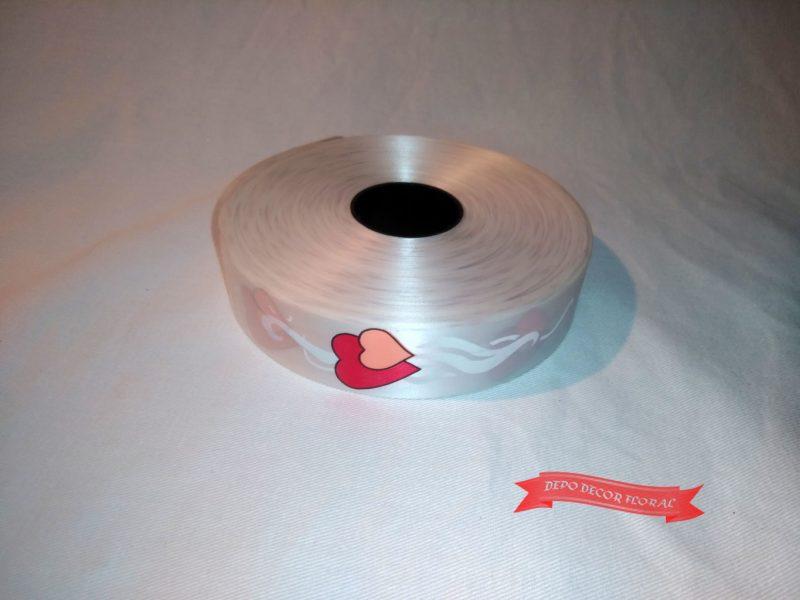 Panglică decorativă PP 3cmx100m -
