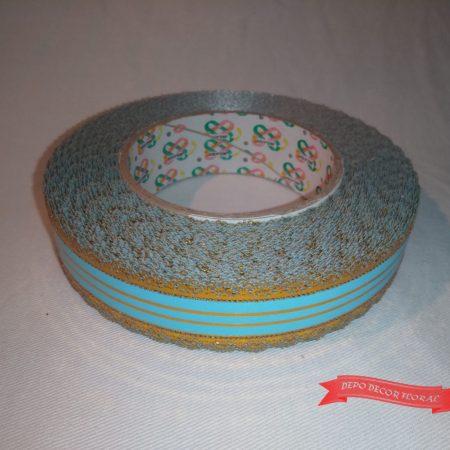 Panglică decorativă 3cm x 25y