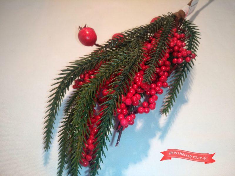 Creangă decorativă 40 cm -