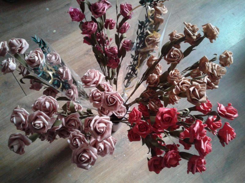 Trandafir 70cm