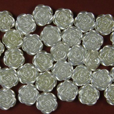 Margele capeti trandafiri 1.2 cm