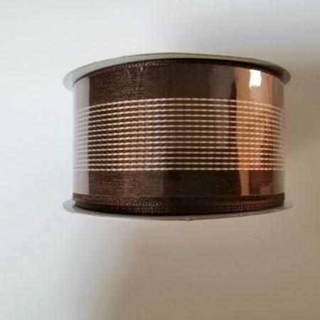Panglică decorativă elegantă 38mm
