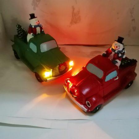 Mașinuță cu led