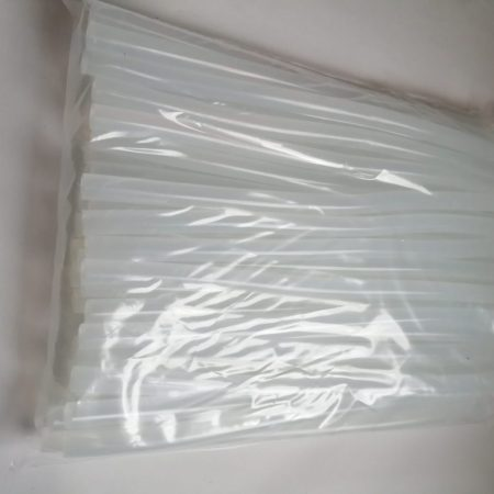 Baton silicon transparent 11mm