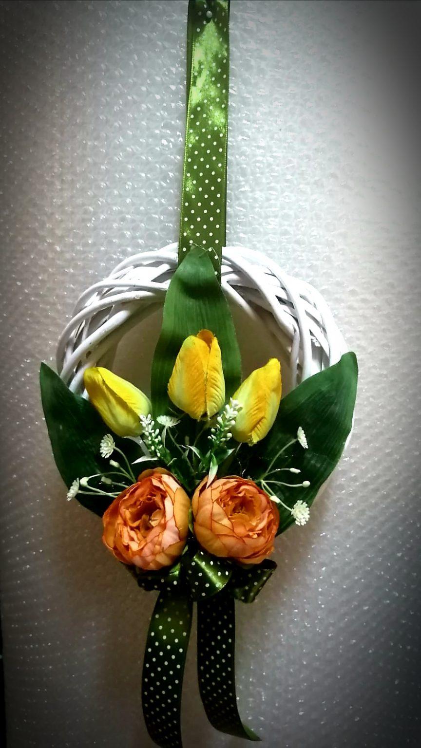Coronita decorativa 20cm -