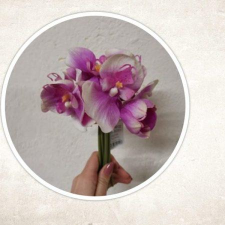 Buchet orhidee 22cm