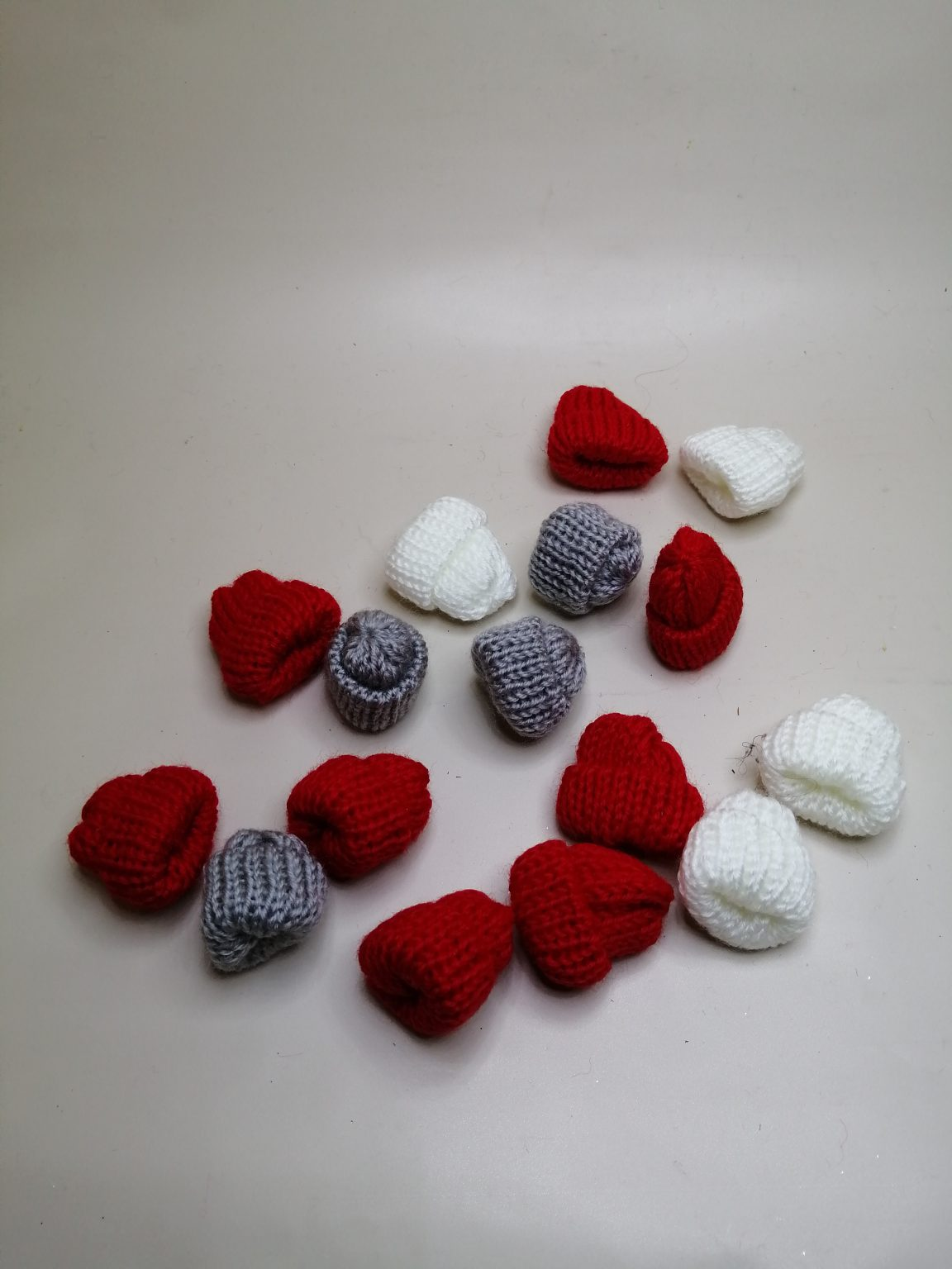 Decoratiuni mini set iarna -