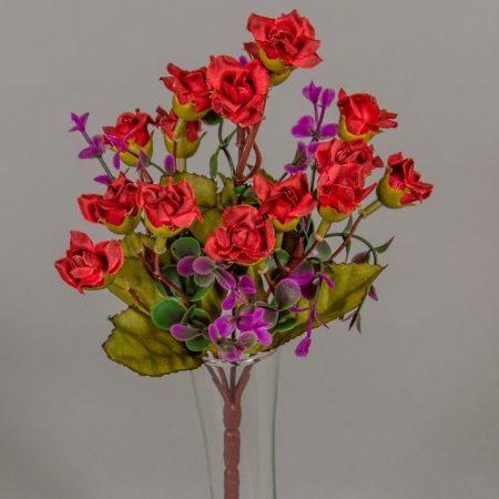 Buchet boboci de trandafiri 27cm