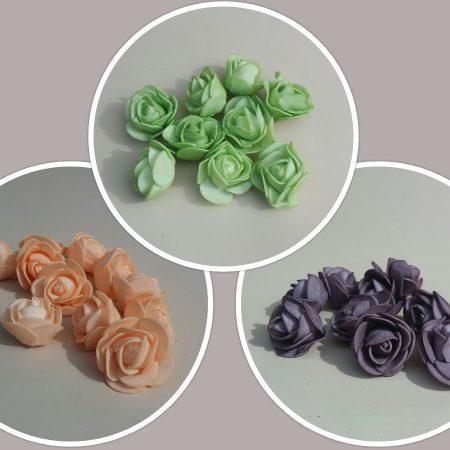 Capete de trandafir 3cm