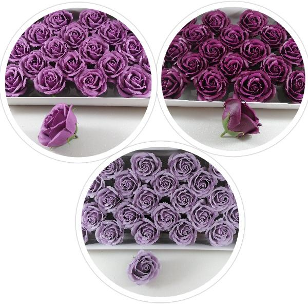 Trandafiri de sapun 8cm