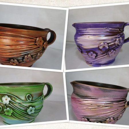 Vase ceramica VIII 1
