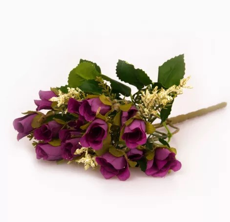 Buchet 5 crengute de trandafiri -
