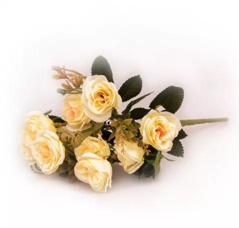 Buchet 5 crengute trandafiri -