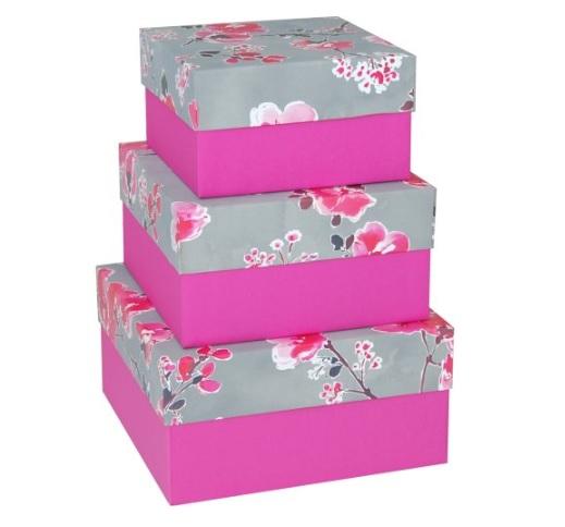 Set 3 cutii Toreto -