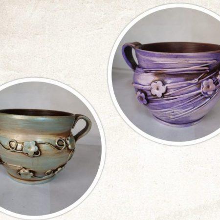 Vas ceramica III 2