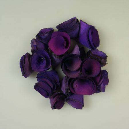 Floare lemn 5cm