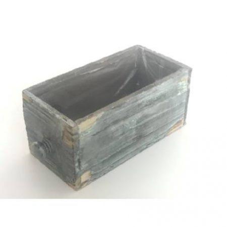 Ghivece lemn tip sertar