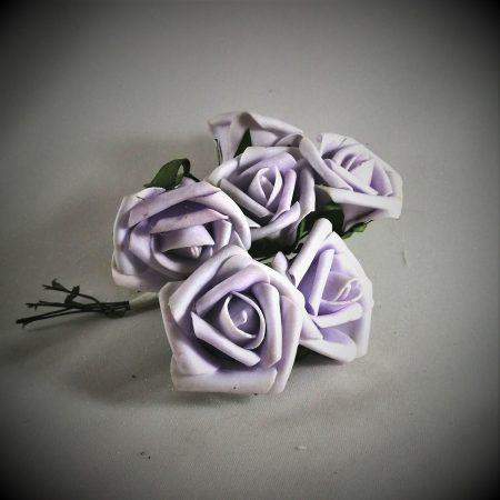 Trandafiri polifoam 4cm