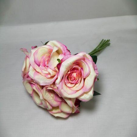 Buchet trandafiri 7 fire 30cm
