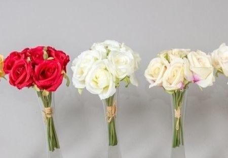 Buchet trandafiri 9 fl