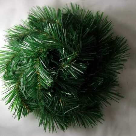 Coroana artificiala brad rotund 43cm