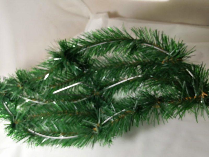 Brad artificial frunza 20/50cm -