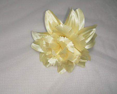 """Capete flori """"Clopotel""""14 cm crem"""