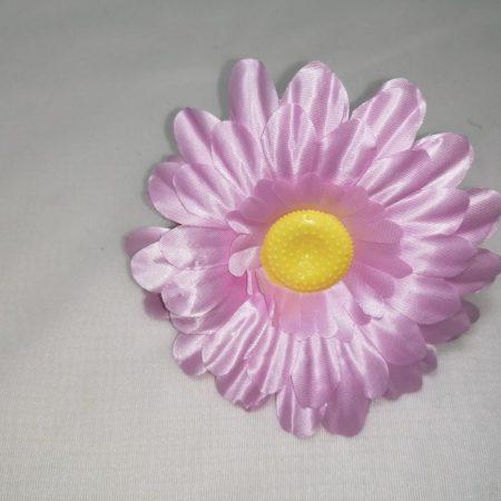 """Capete flori """"gerbera""""13 cm roz"""