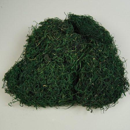 Fibra de Tillandsia verde 0,12 kg