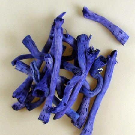 Crengute decorative albastre 0,18 kg