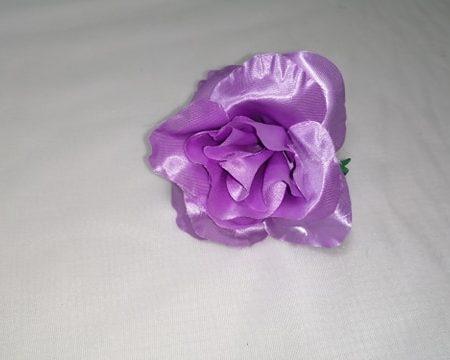 "Capete flori ""trandafir mare"" 10 cm, mov"