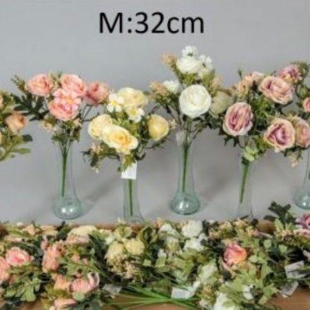 Buchet de trandafiri 5 flori