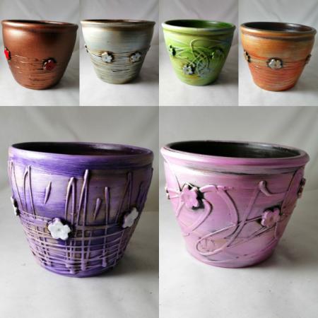 Vase ceramice VIII
