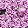 Trandafiri de sapun 5cm plamaniu
