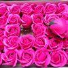 Trandafiri de sapun 5cm ciclam