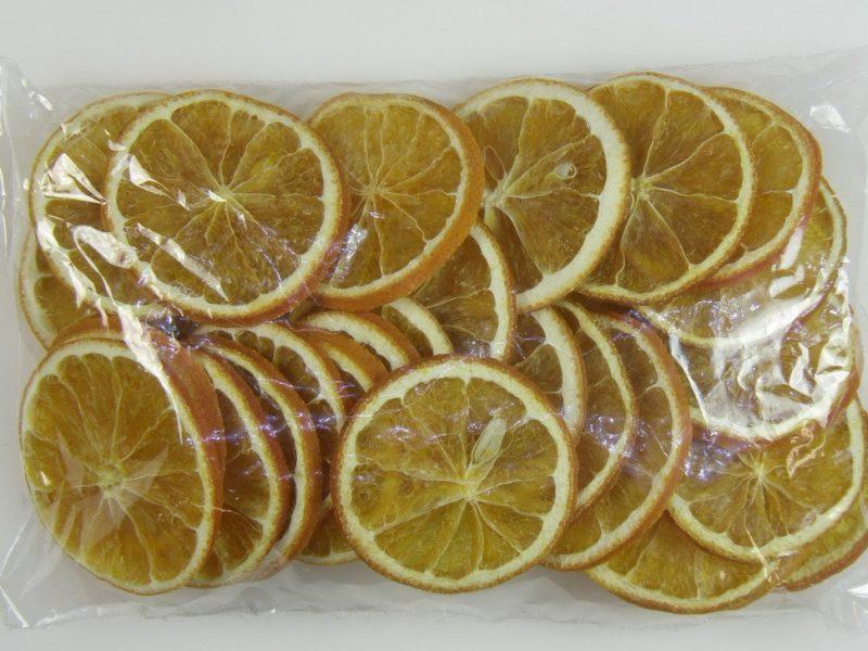 Felii de portocala naturale 90 g