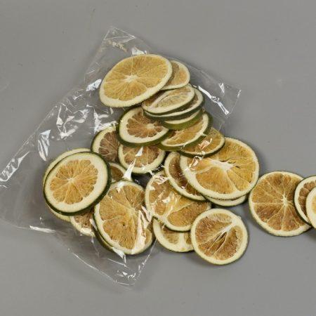 Felii de portocala naturale verde 80 g