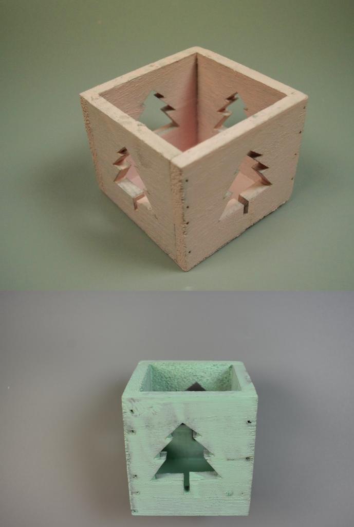 Suport de lumanare 7×7 cm