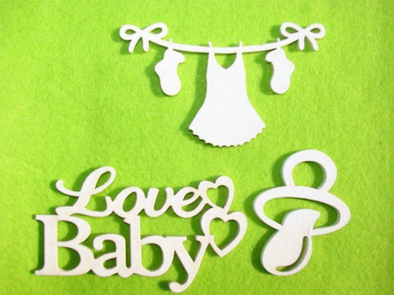 """Pachet figurine """"LoveBaby"""""""