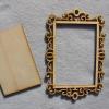 Rama foto vintage din lemn 12x18 cm