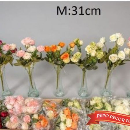 Buchet trandafiri 10 flori