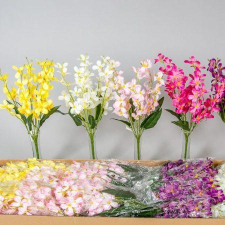 Buchet floral 6 crengute