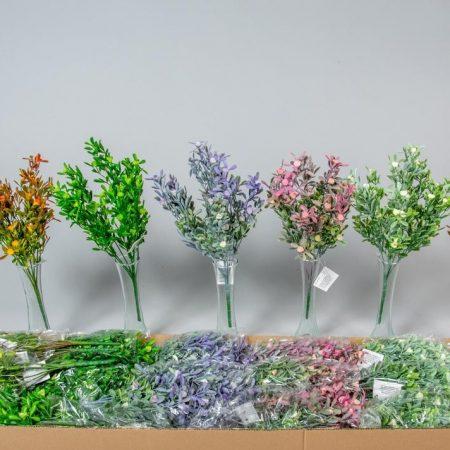 Tufis cu floricele 7 crengute