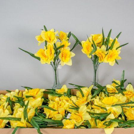 Buchet de narcise 7 flori