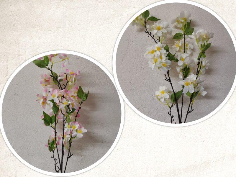 Crenguta floare de cires 94 cm