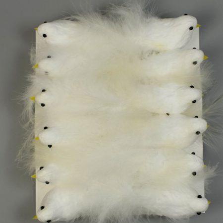 Pasarica alba 21 cm