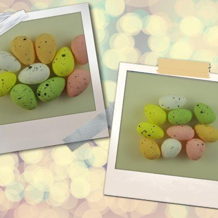 Set de oua pastel 3